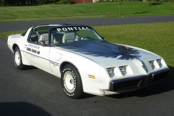 1980 Pontic Turbo Trans Am