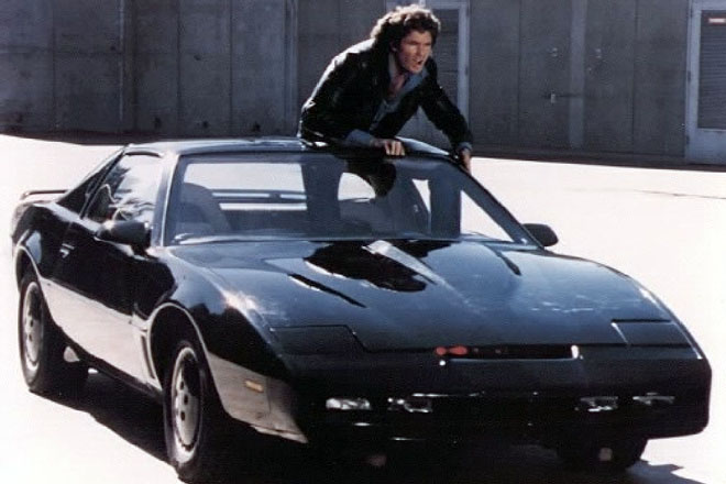 1983 Knight rider Pontiac Trans Am